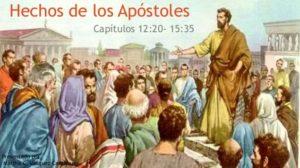 Partain Hechos de los Apostoles